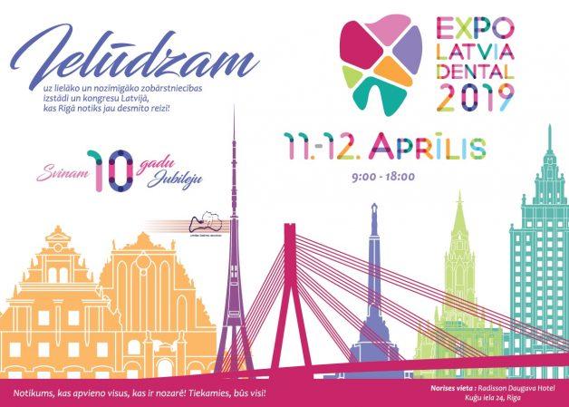 EXPO LATVIA DENTAL 2019