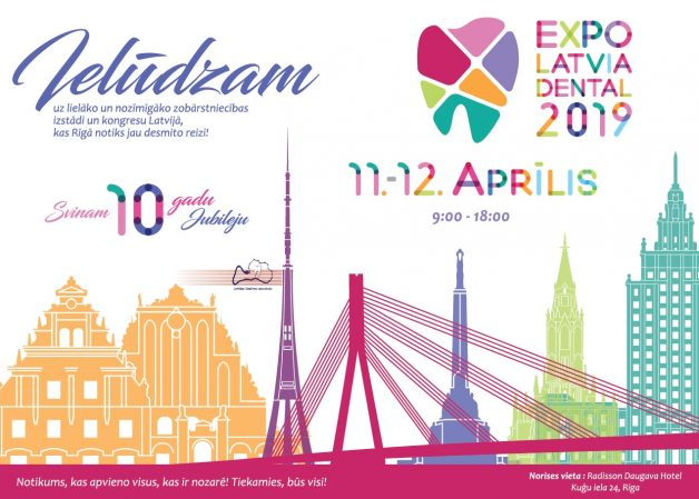 EXPO LATVIA DENTAL 2019